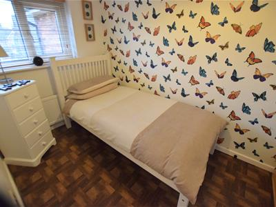 Single Bedroom Rear